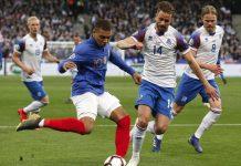 Hasil Kualifikasi Euro 2020 Prancis Bantai Islandia 4-0