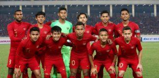 Indonesia Kalah Bersaing dengan Negara Peringkat 172 FIFA