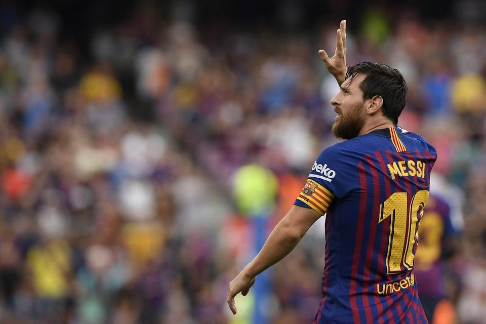 Inilah Dukungan Lionel Messi di Hari Penderita Down Syndrome Dunia