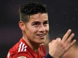 James Disarankan Hengkang Ke Juventus
