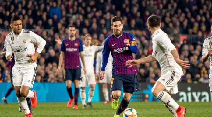 Jelang El Clasico Jilid IV Head to Head Madrid vs Barca