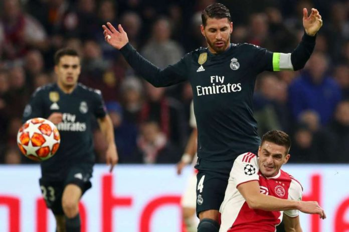 Jelang Melawan Ajax, Madrid Kehilangan Sosok Ini