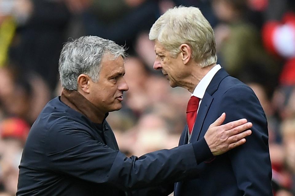 Jose Mourinho Anggap Pelatih Ini Menjadi Rival Terbaik