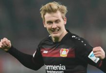 Julian Brandt Resmi Berkostum Borussia Dortmund