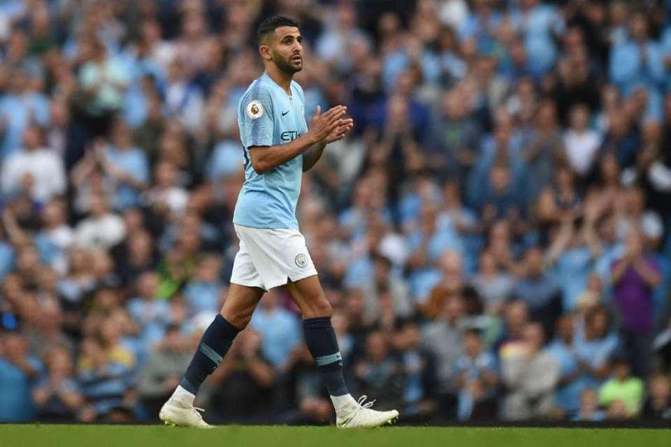 Juventus Buka Peluang Datangkan Mahrez Dari Manchester City