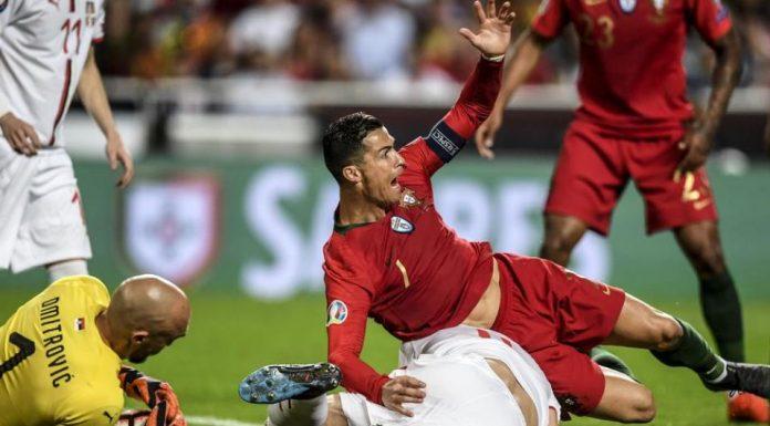 Juventus Sebut Cidera Ronaldo Tak Parah