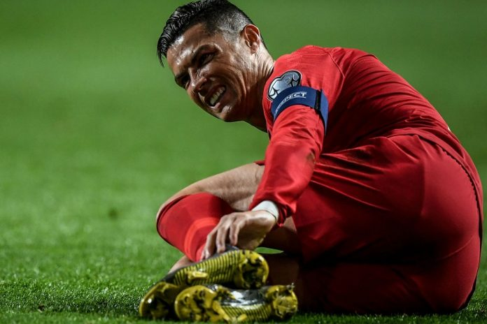 Kabar Buruk Juventus Usai Ronaldo Dilanda Cedera