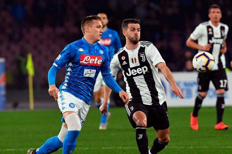 Jelang Lawan Juventus, Napoli Wajib Minimalisir Kesalahan
