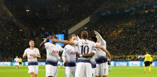 Kalahkan Dortmund, Tottenham Melaju ke Perempat-Final