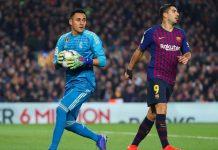 Keylor Navas Menolak Jadi Kiper Pelapis Madrid