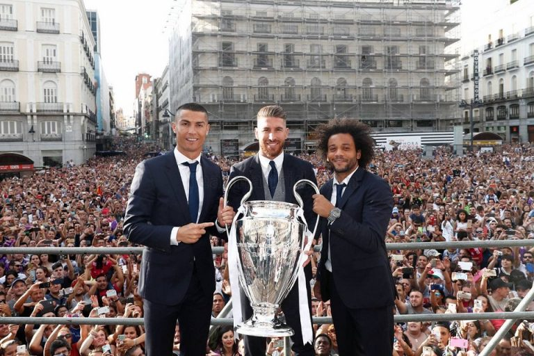 Klub Ini Siap Ciptakan Reuni Untuk Trio Madrid