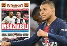 Musim Depan, Juventus Janjikan Duet Ronaldo dan Mbappe