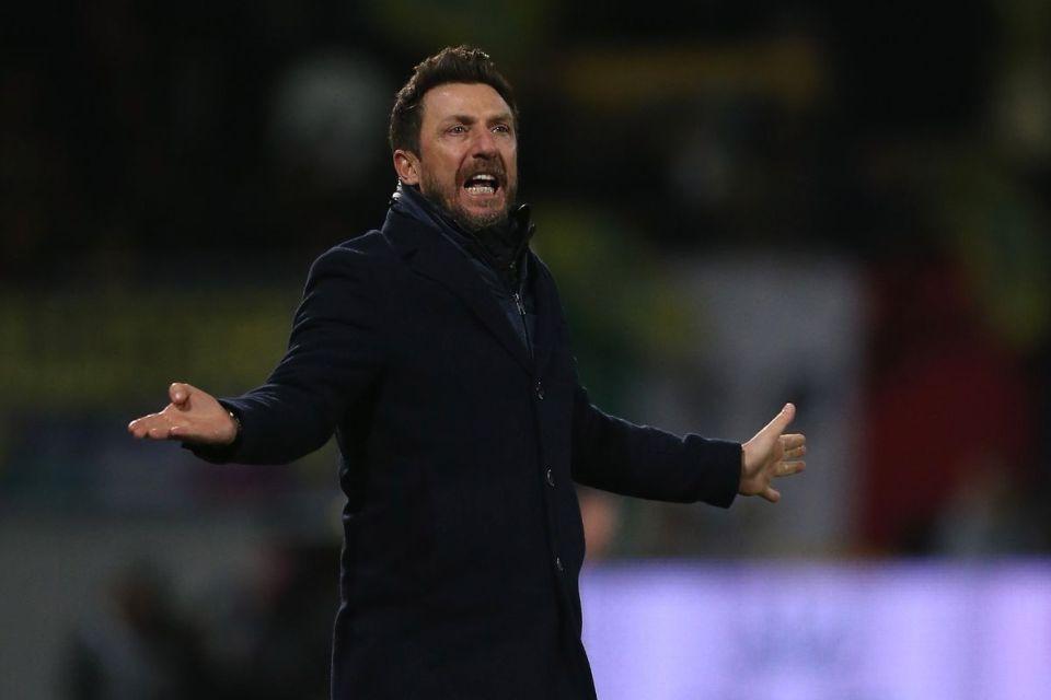 Laga Lawan Porto Jadi Penentuan Nasib Di Francesco di Roma