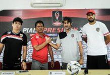 Lawan Mitra Kukar, Bali United Turunkan Skuat Terbaik