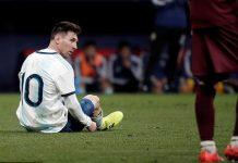 Messi Cedera, Argentina Rugi Hingga Rp 7,2 Miliar