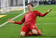 Lewandowski Jadi Pemain Asing Tersubur di Bundesliga