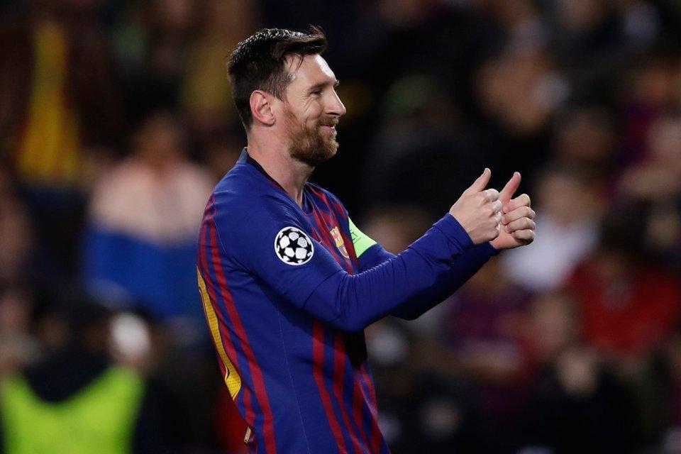 Juru Selamat Itu Bernama Messi