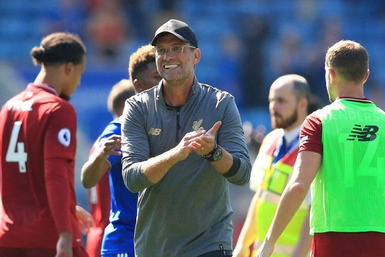 Metode Latihan Klopp Buat Pemain Liverpool Rawan Cedera