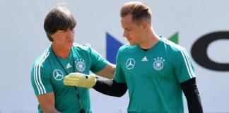 Loew Pilih Ter Stegen Jadi Kiper Utama Jerman