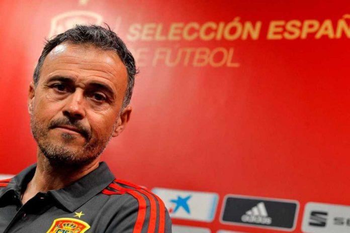 Lini Depan Spanyol Dikritik, Enrique Sebut Timnya Lebih Tajam dari Barcelona