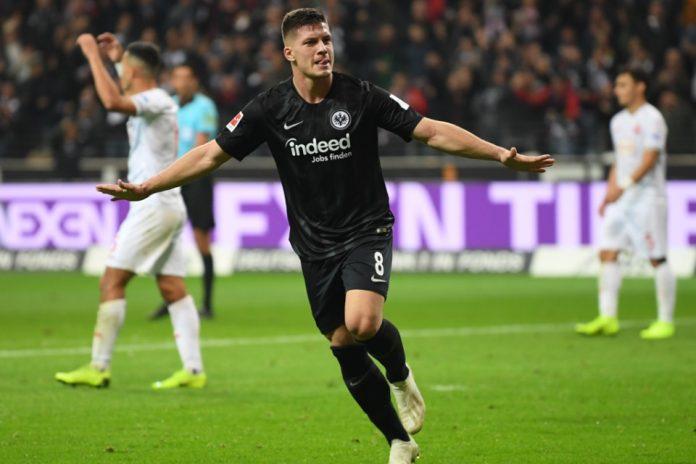 Luka Jovic Dilirik Banyak Klub, Nyatanya Tak Ada yang Serius
