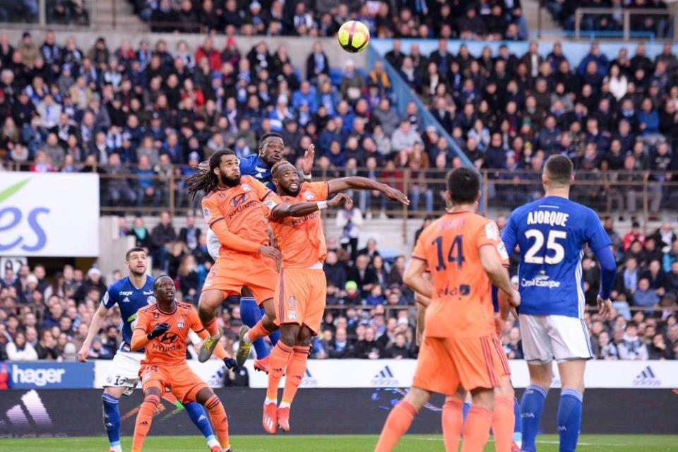 Lyon Dan Monaco Tertahan Di Pekan ke-28 Ligue 1 Prancis
