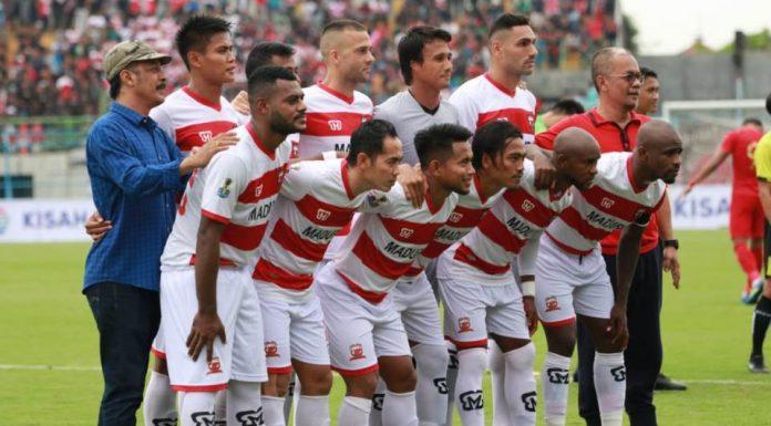 Madura United Bungkam Tuan Rumah, Pemain Ini Jadi Supersub
