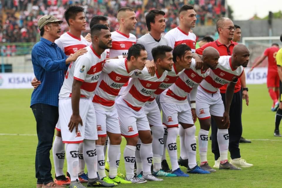 5 Pemainnya Dipanggil Timnas, Pelatih Madura United Migran