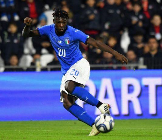 Main Diposisi Mana Pun, Pemain Muda Juventus Ini Tetap Cetak Gol
