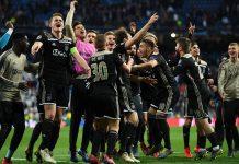 Malam Fantastis Bagi Ajax Di Bernabeu