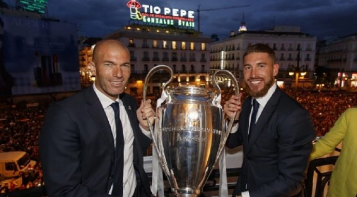 Mantan Presiden Madrid Ungkap Zidane Kembali Lantaran Ramos