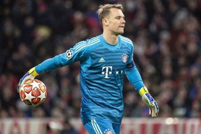 Meski Bayern Kalah, Neuer Rayakan Rekor Khusus
