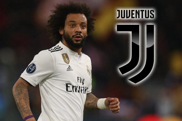 Marcelo Dikabarkan Sepakat Kontrak dengan Juventus