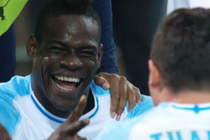 Balotelli: Di Prancis, PSG Bukan Tim Besar