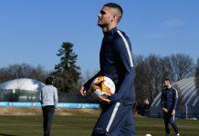 Kembali Berlatih, Drama Icardi & Inter Sudah Berakhir?