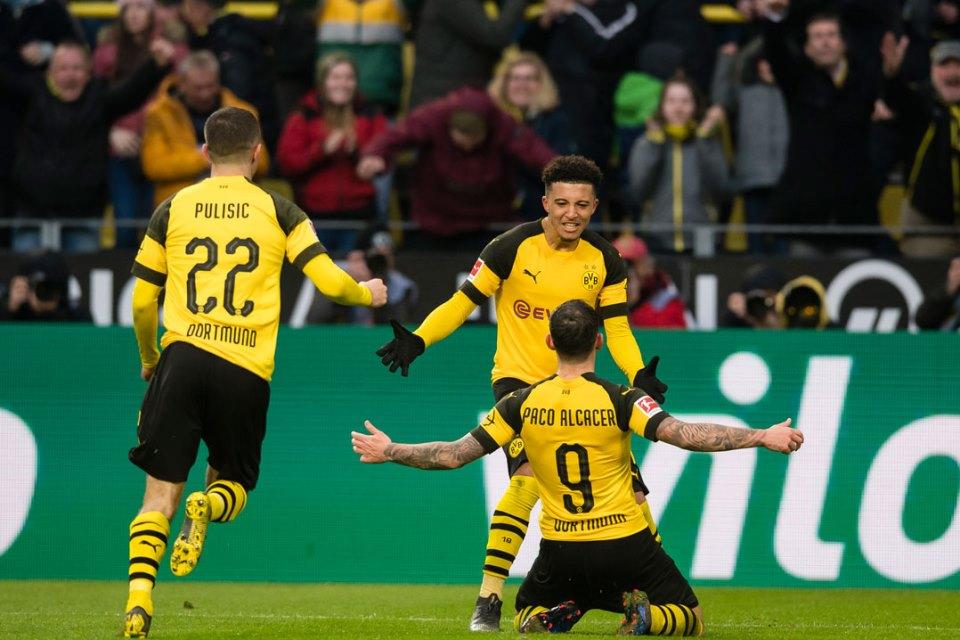 Menang 3-1 Atas Stuttgart, Dortmund Turun ke Peringkat 2