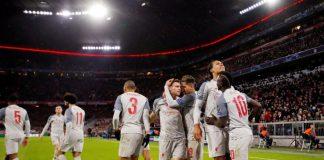 Menang 3-1 Di Allianz Arena, Liverpool Tembus Perempatfinal