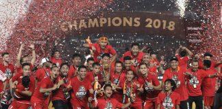 Menjadi Klub Terbaik Indonesia, Ini Rekor Baru Persija!