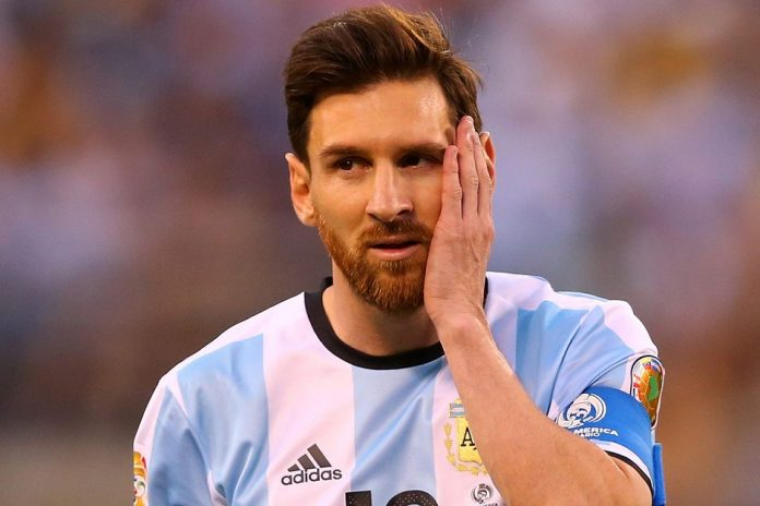 Messi Absen Usai Cedera Laga Persahabatan, MU Diuntungkan