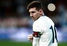 Messi Jadi Kambing Hitam