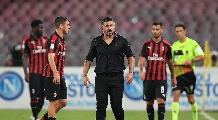 Gattuso Optimis Bertahan di San Siro Apapun Raihan Milan Musim Ini