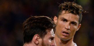 Messi Ronaldo Sial Beruntung