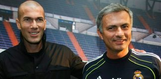 Mourinho Ungkap Zidane Pelatih Terbaik Madrid