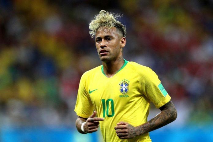 Neymar Curhat Soal Beban Di Piala Dunia 2018
