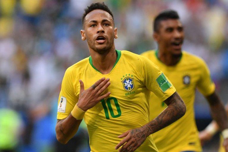 Neymar Diklaim Setara Pele, Ronaldinho Dan Ronaldo