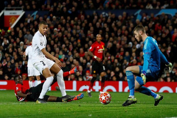 PSG dan MU Terima Sanksi Denda dari UEFA