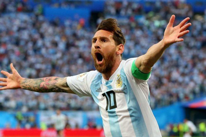 Pelatih Argentina Senang Messi Kembali ke Timnas