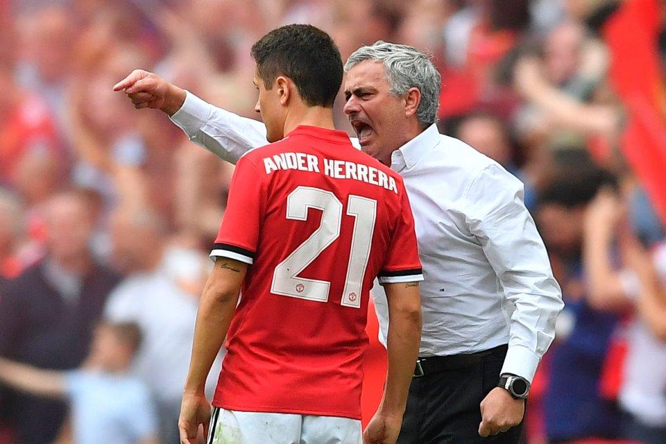 Pemain MU Ini Enggan Bicarakan Kegagalan Mourinho