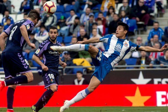 Pemain Tiongkok Ini Cetak Sejarah di La Liga