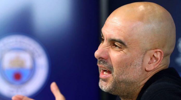 Pep: City Layaknya 'Bocah' di Liga Champions